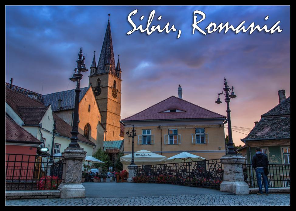 Iron Bridge Sibiu