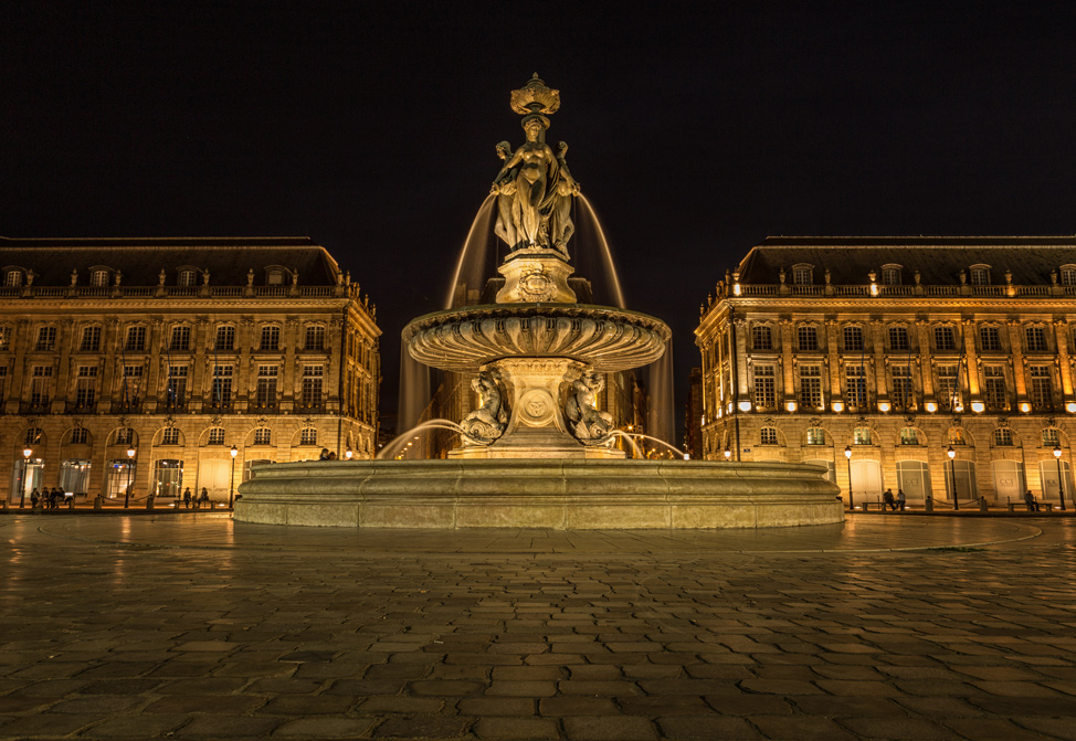 Bordeaux Fountain