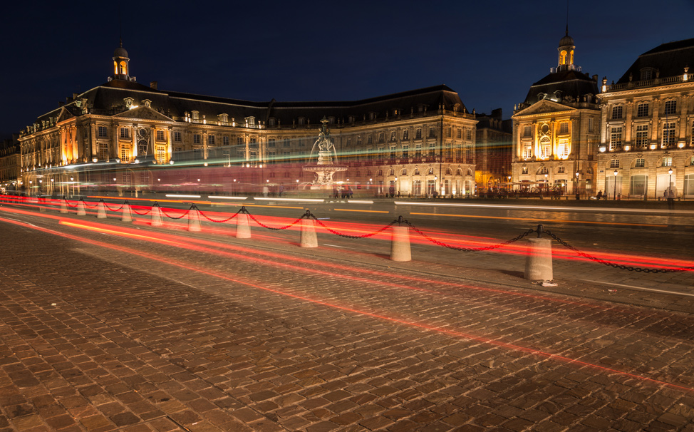 Bordeaux Lights