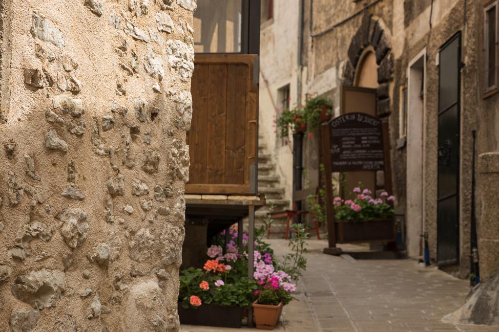 Streets of Castellucio
