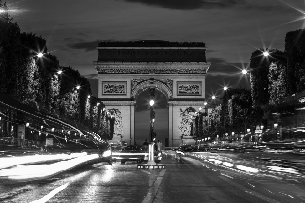 Road to Triomphe
