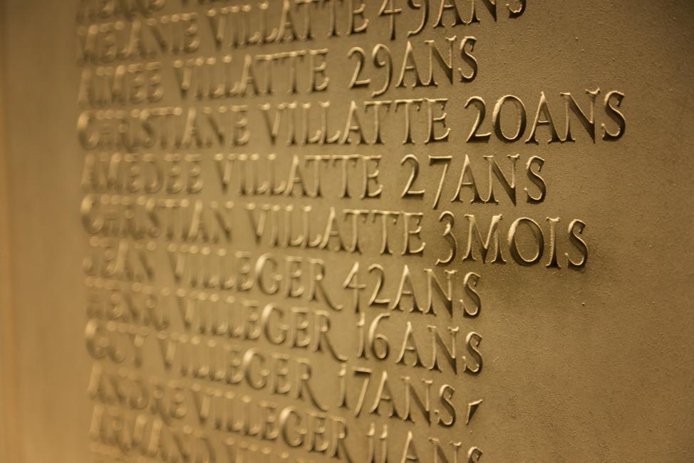 Oradour Victims