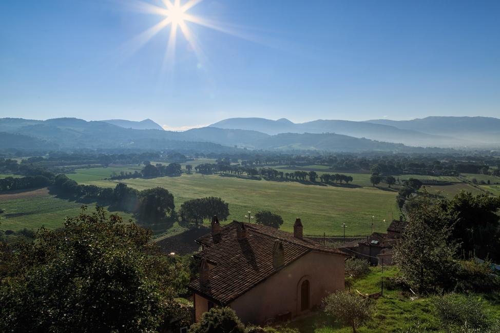 Spello Countryside