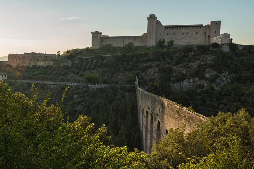Spoleto Aqueduct