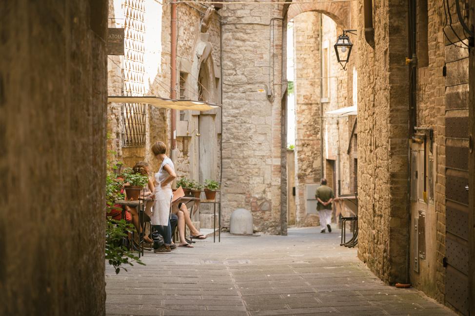 Todi Streets