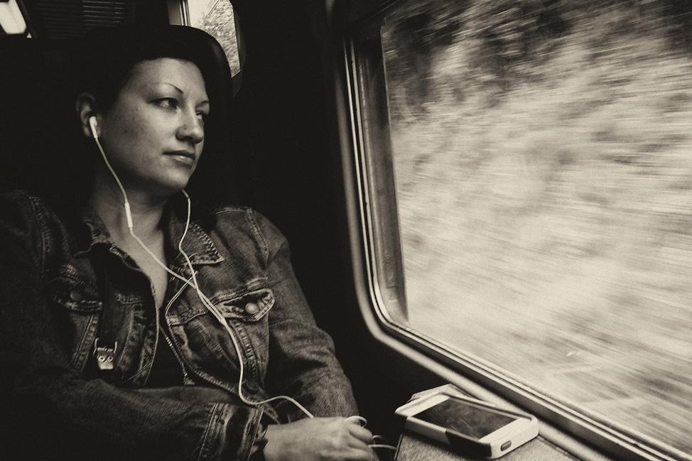 Dalene in Train Mode