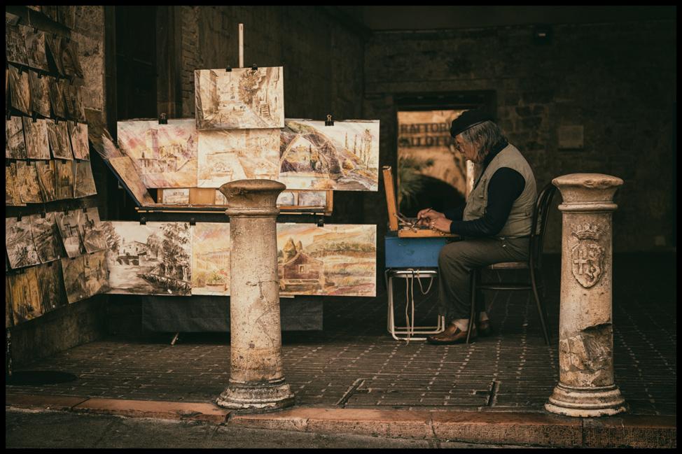 Assisi Artist