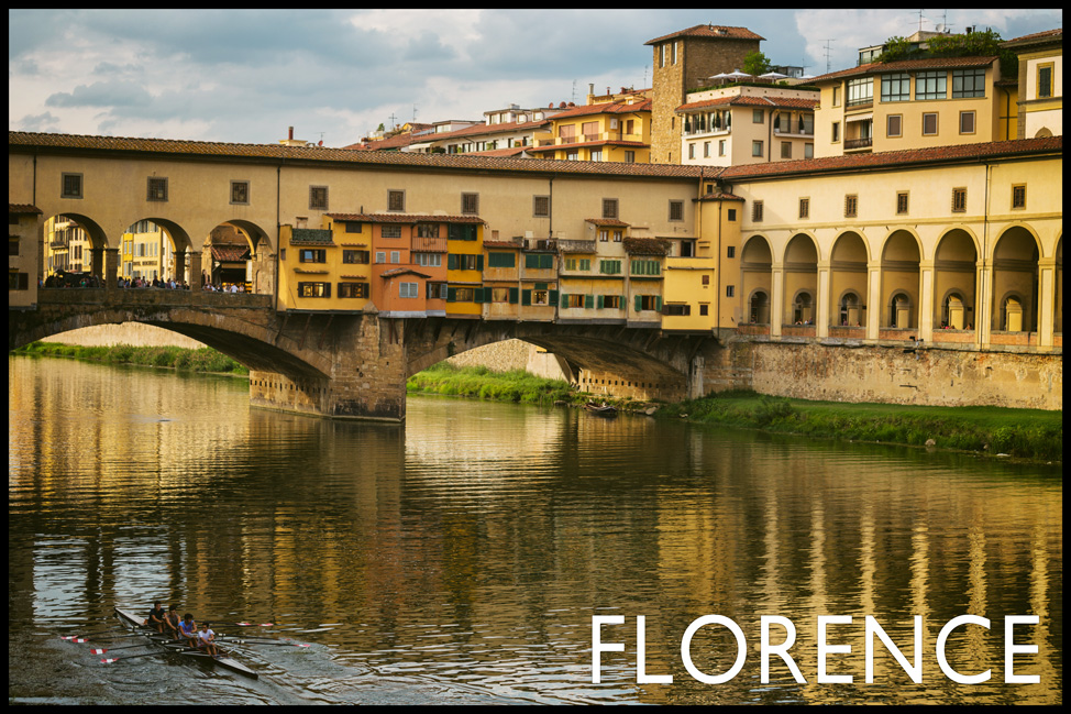 Florence Ponte du Vechio