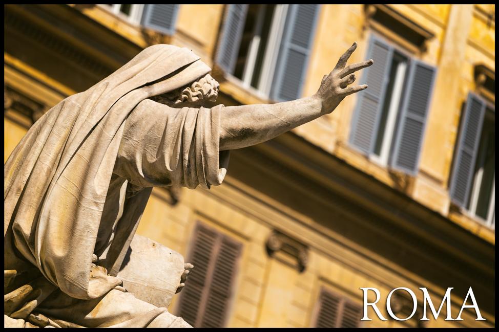 Peace Roma