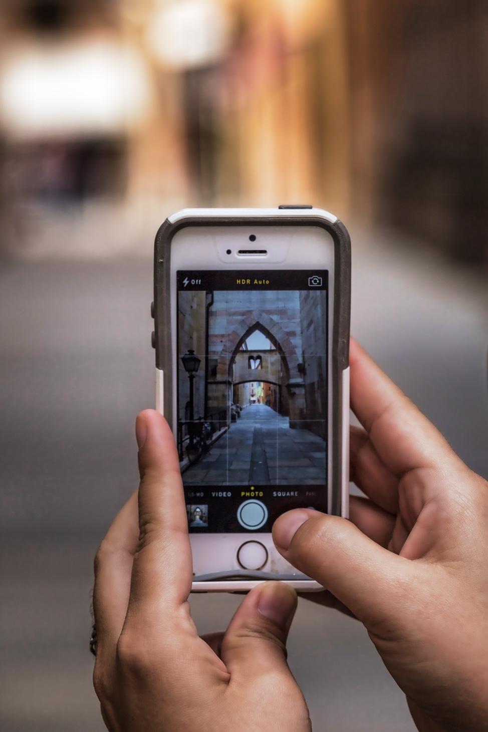 iPhone Modena
