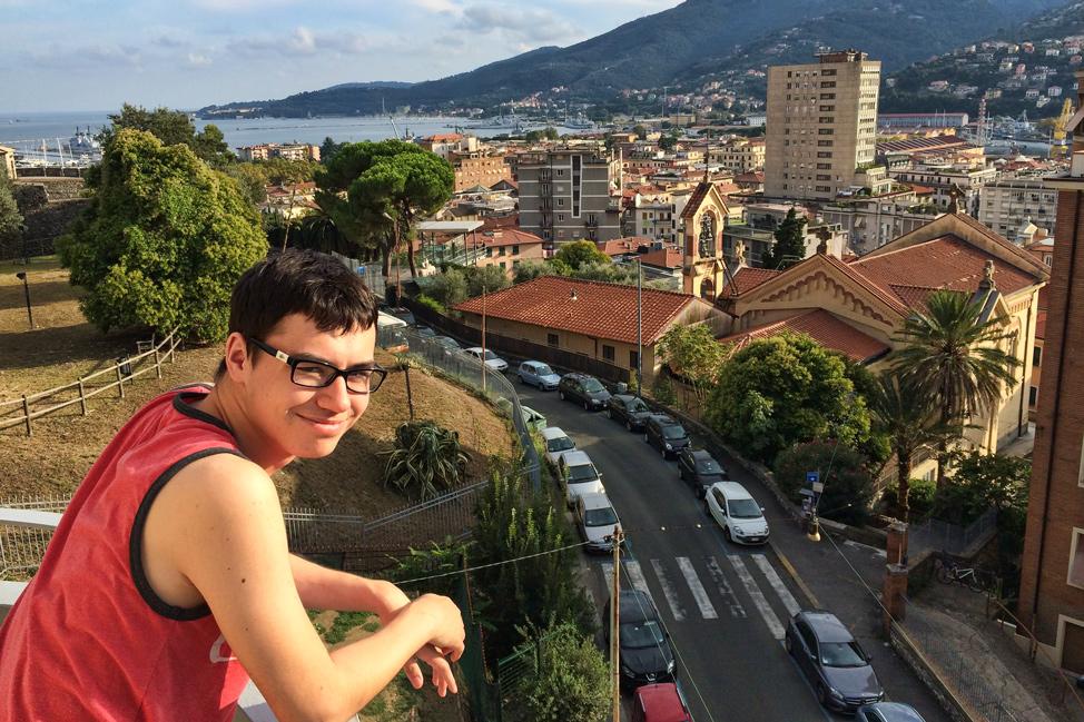 Ave in La Spezia