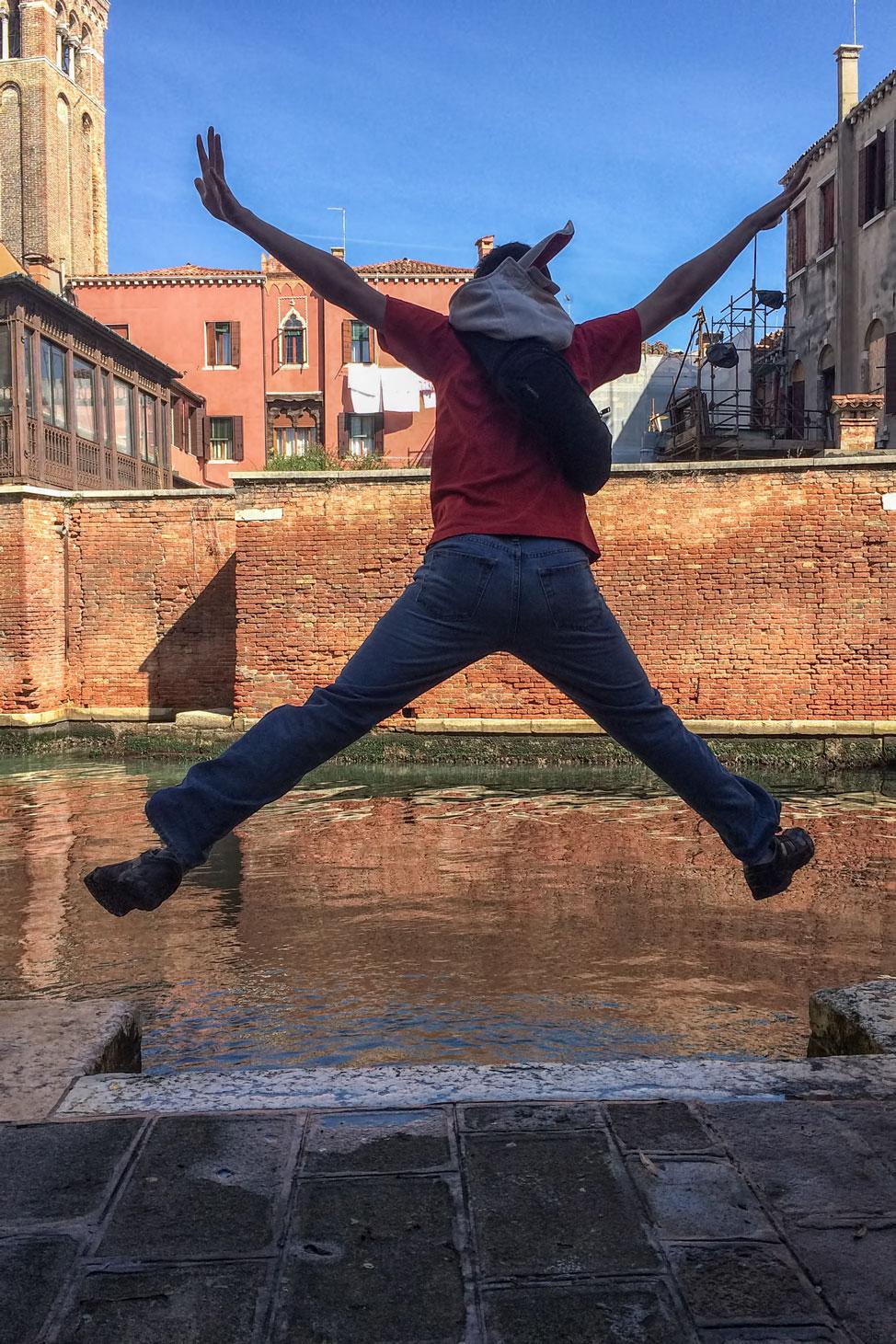 Venice Jump