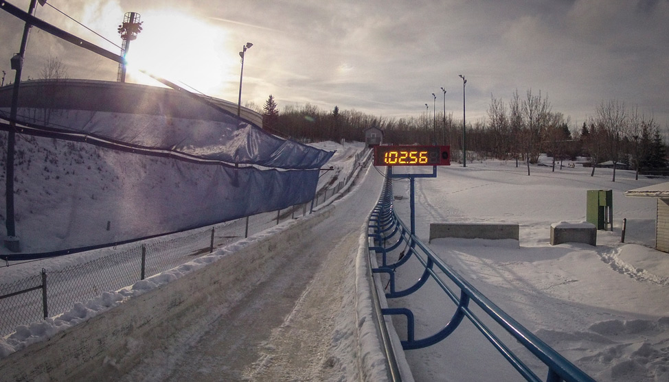 The Tourist Bobsled thumbnail