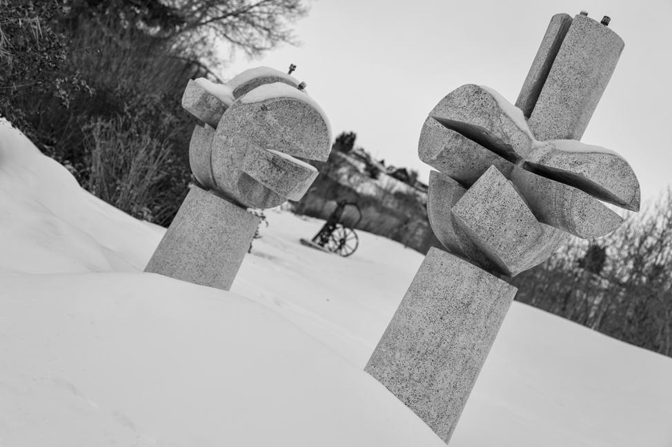Calgary's First Public Art