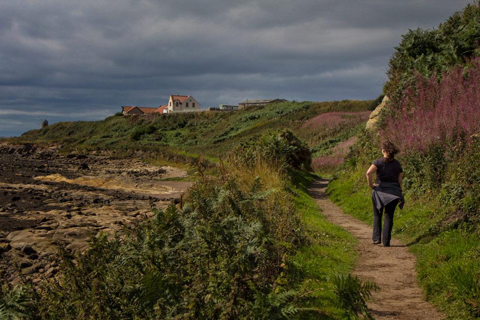 Photos Along the Fife Coastal Path in Scotland - Hecktic Travels