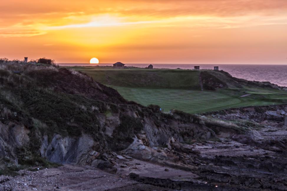 Fife Coastal Route Sunrise