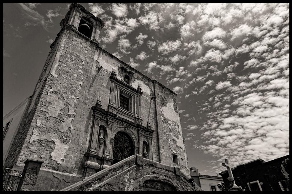 Guanajuato-Church-Postcard