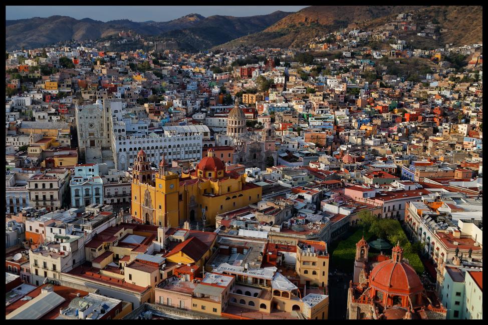 Guanajuato-Panorama-Postcard