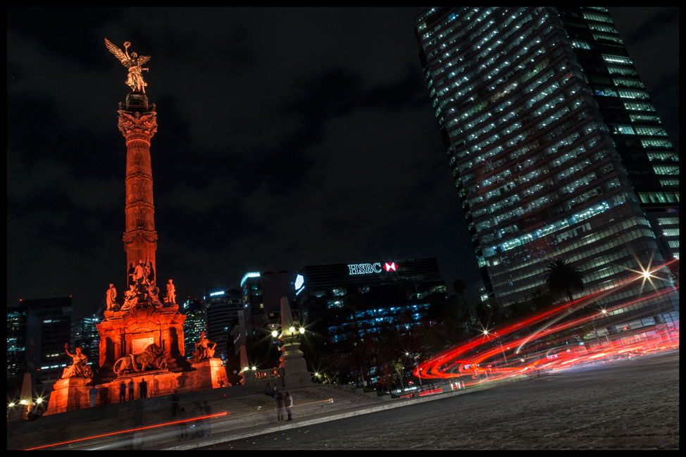 Mexico-City-Angel-Postcard