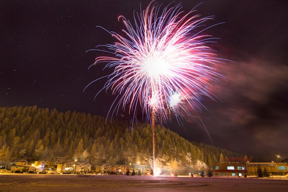 My Jasper Fireworks