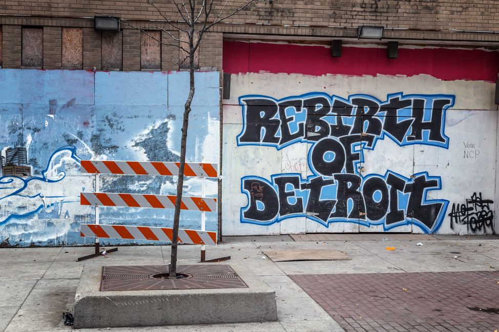 Rebirth of Detroit