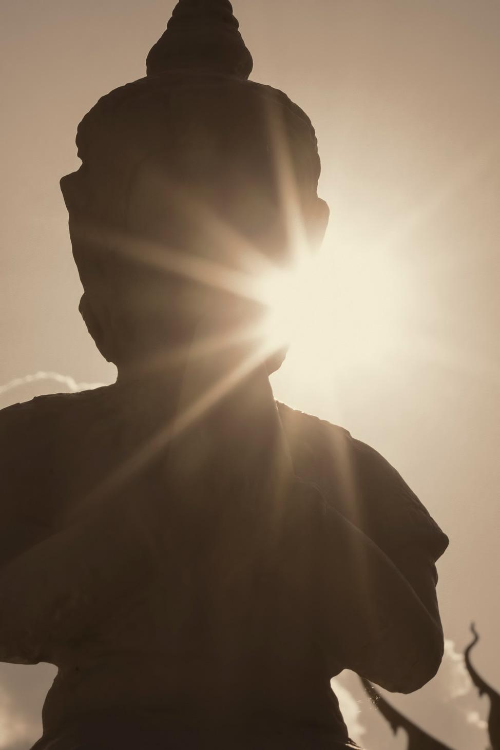 Shining Buddha