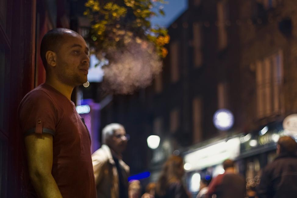 Street Smoke Dublin