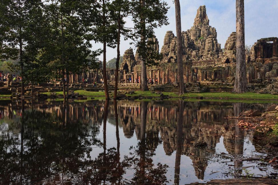 Prasat Bayon - Angkor Thom