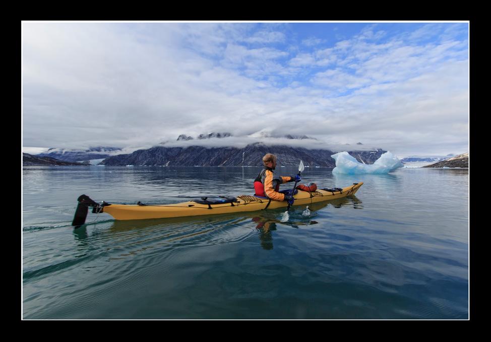 Greenland Paddle