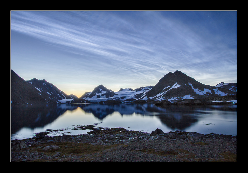 Greenland Night