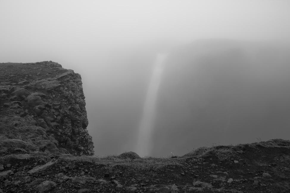 Háifoss Iceland