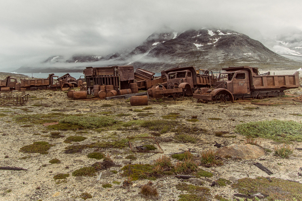 Ikateq Greenland Wasteland