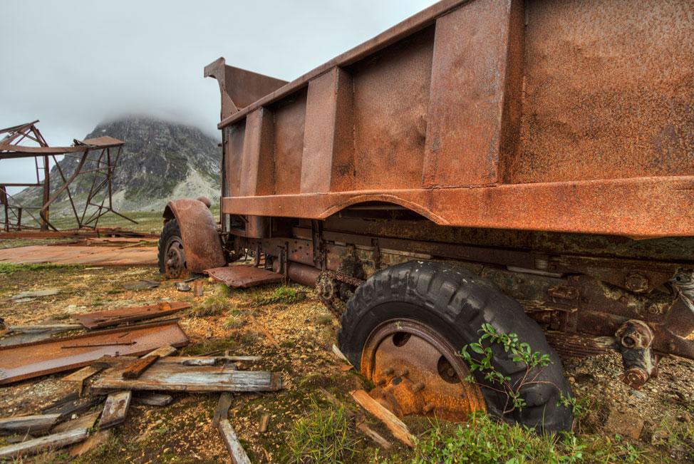 Ikateq Sunk Truck