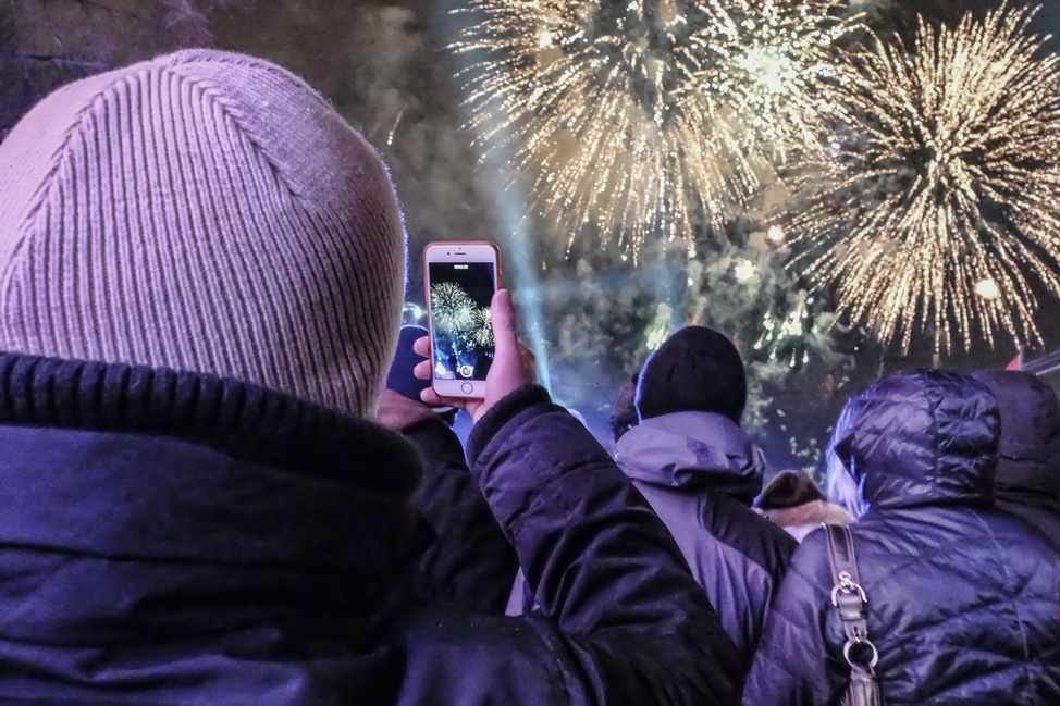 New Year in Quebec