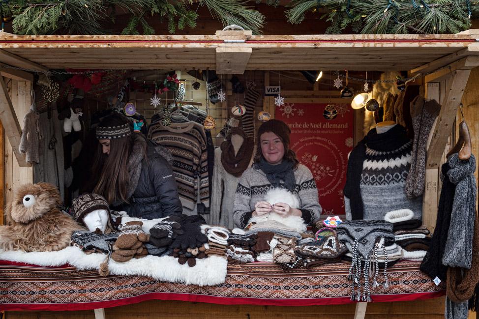 Quebec Christmas Market
