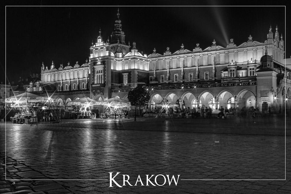 Krakow Plac Rynek