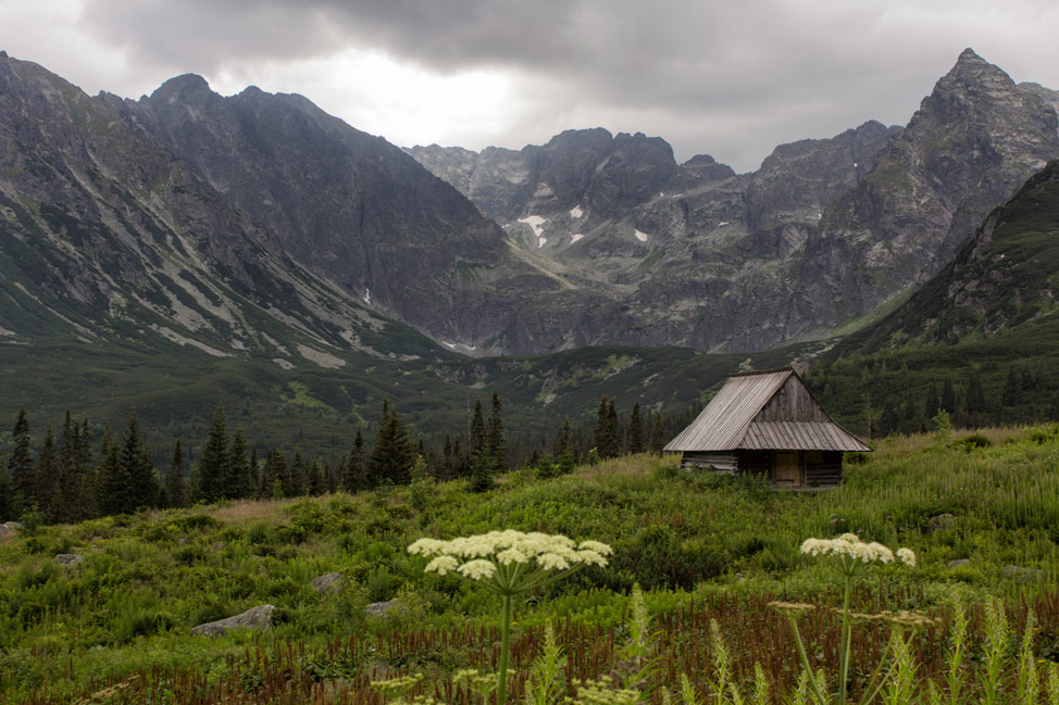 Tatra Mountains of Poland