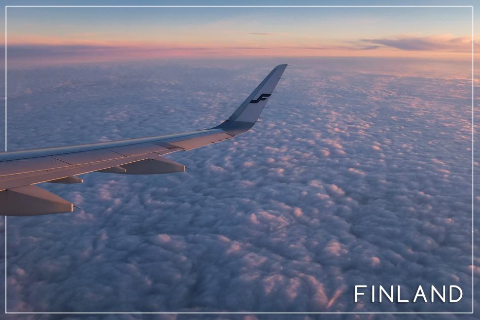 Finland Arrival