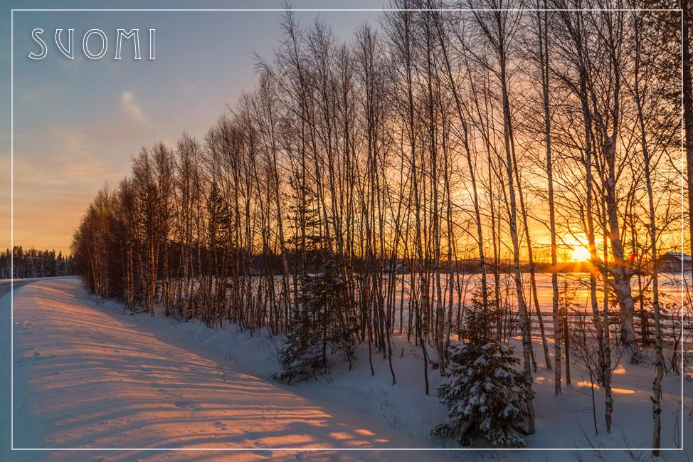Lapland Scenery