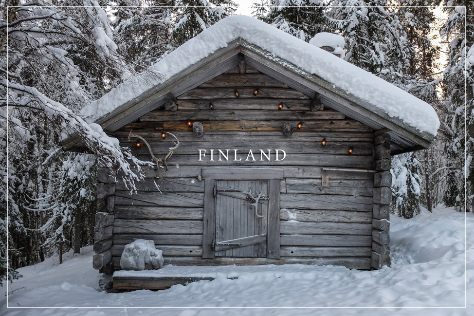 Finland Winter Storage