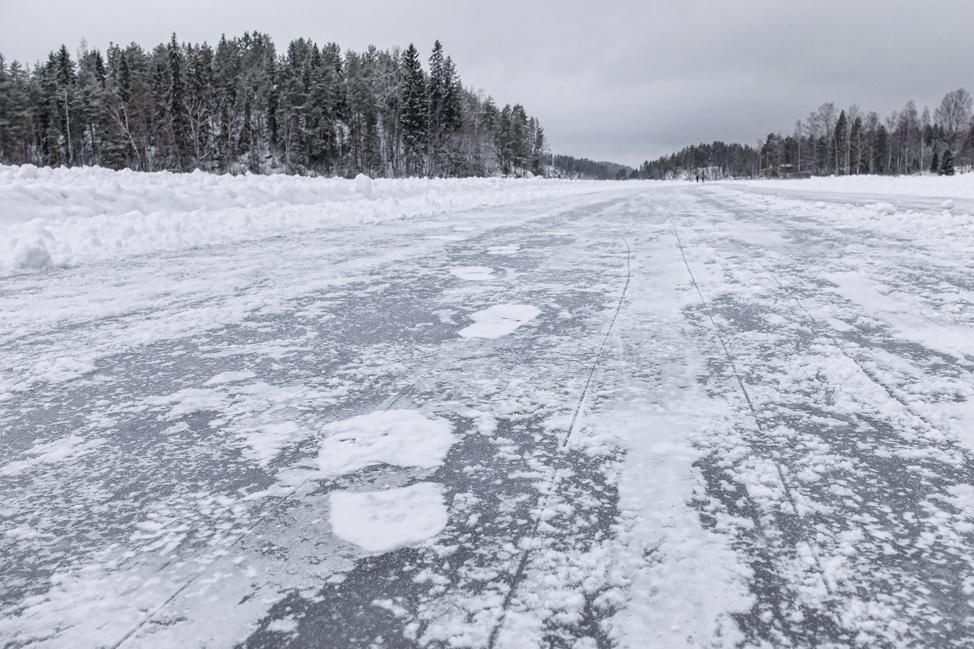18km Track and Jarvisydan