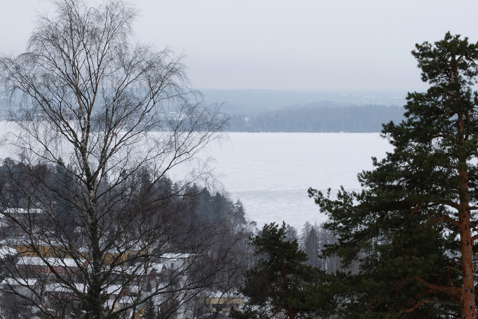 View from Tampere