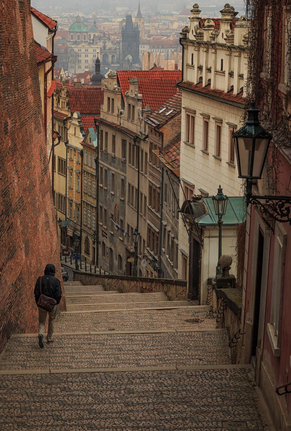Zamecke Schody Prague