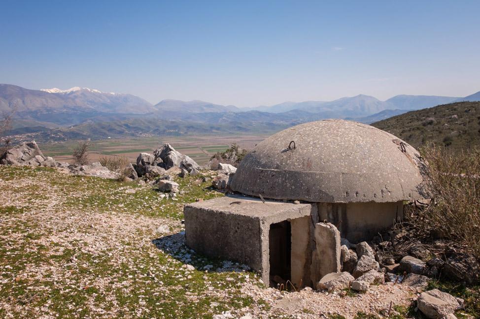 Albania Bunker 1