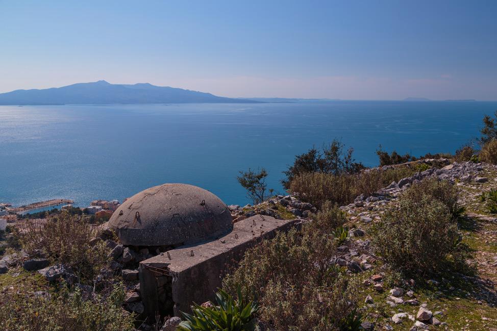 Albania Bunker 3