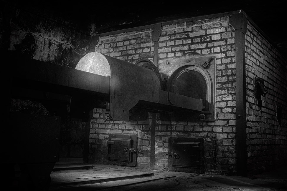 Death Camp Oven