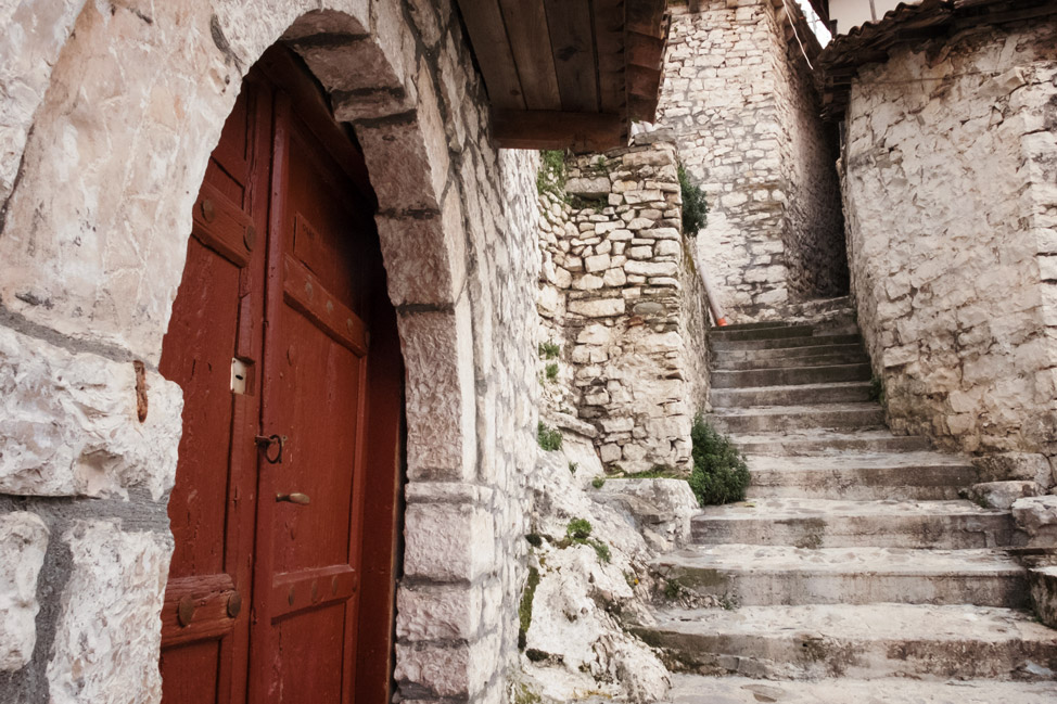 Berat Doors and Stairs