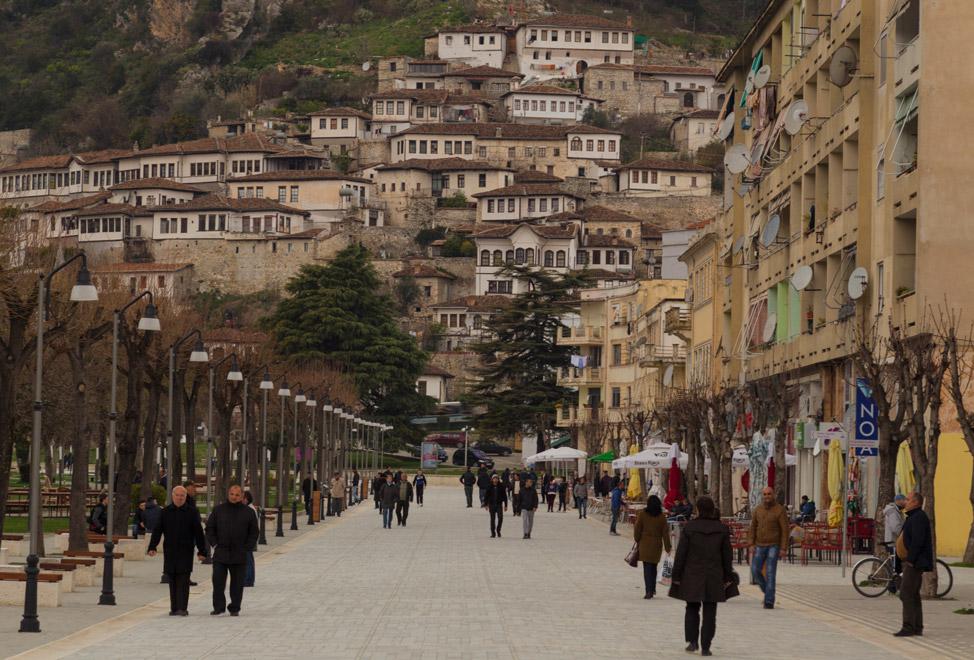 Berat Promenade Day