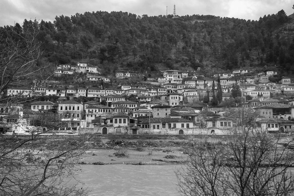 Arrival in Berat
