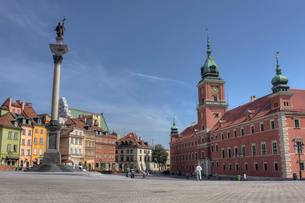 Main Square Warsaw